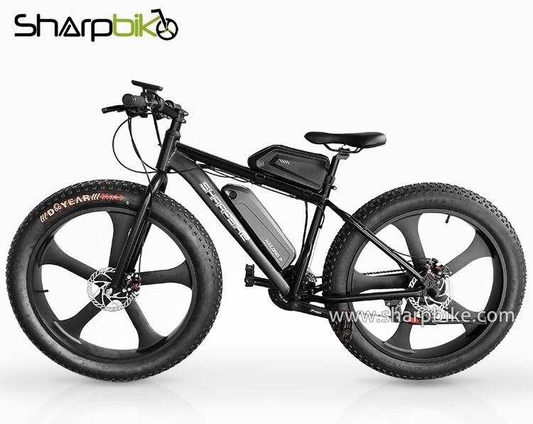 MTF01-sharpbike-26-inch-magnesium-electric-bike-hub-motor-wheel
