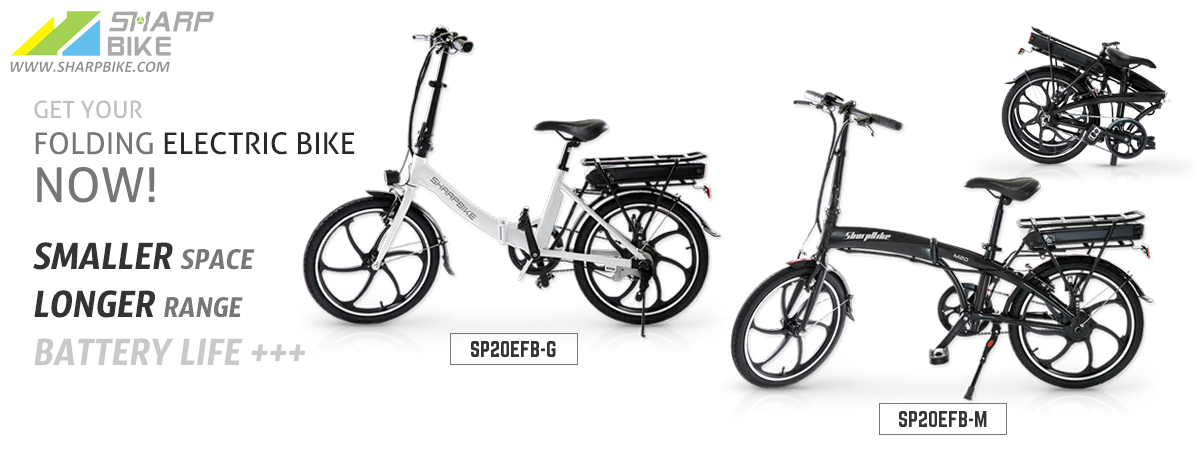 Sharpbike – E-bikes, E-scooters, Kits