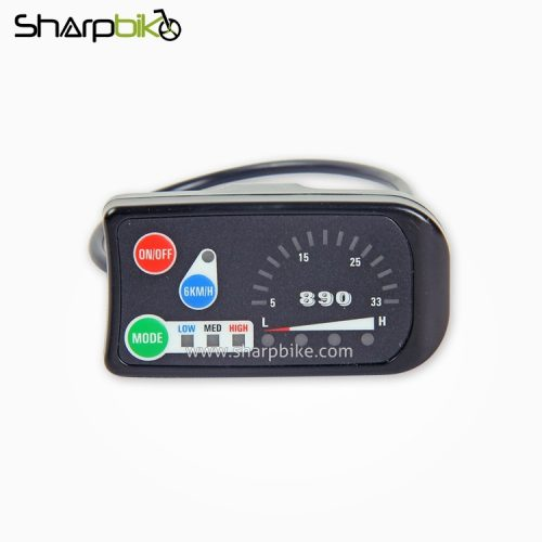 LED-890-speedmeter-for-electric-bike