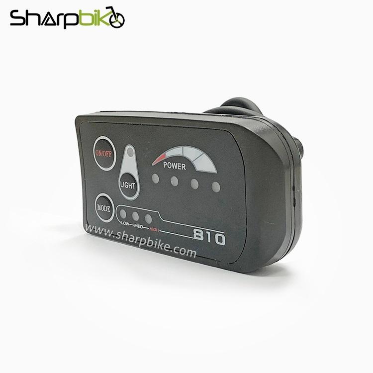 LED810-e-bike-led-display