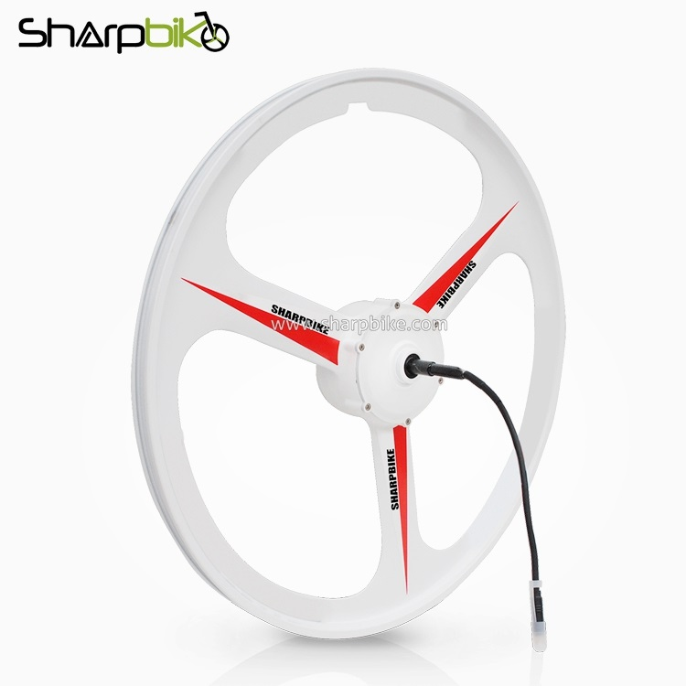 MT90-white-350w-motor-wheel-for-electric-bicycle