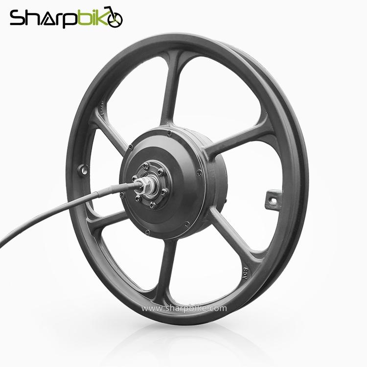 MT916D-sharpbike-16-inch-one-side-shaft-hub-motor