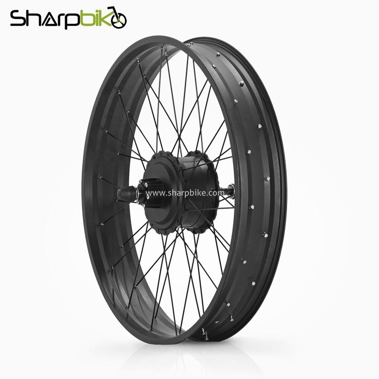 MTF03H-fat-tire-hub-motor-for-snow-bike