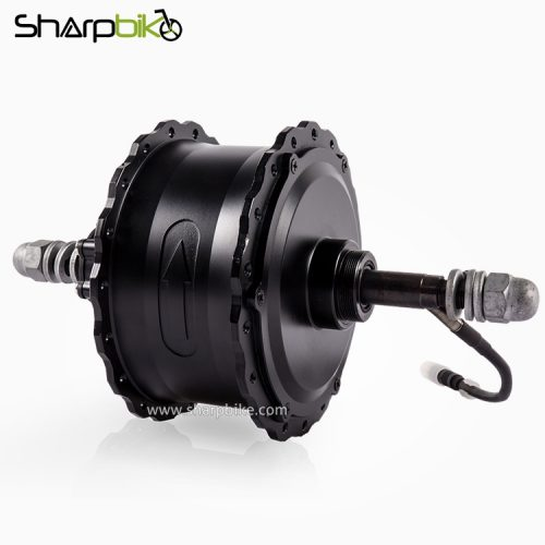 MTF03H-sharpbike-1000w-gear-motor-for-electric-mountain-bike