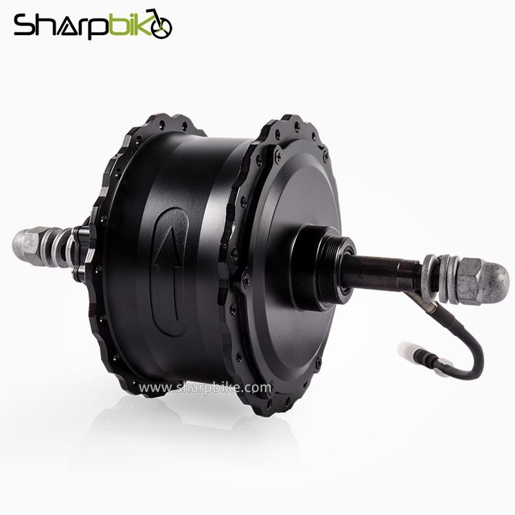MTF03H-sharpbike-1000w-gear-motor-for-electric-mountain-bike