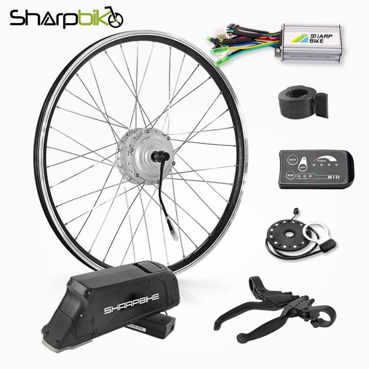 SK02E810-36v-48v-electric-bike-hub-motor-kit-with-led-display