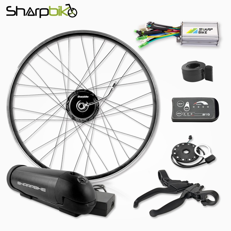 SK03E810-350w-electric-bike-kit-with-led-display