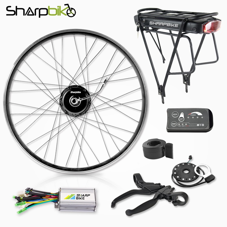 SK03E810-36v-electric-bike-kit-with-led-display