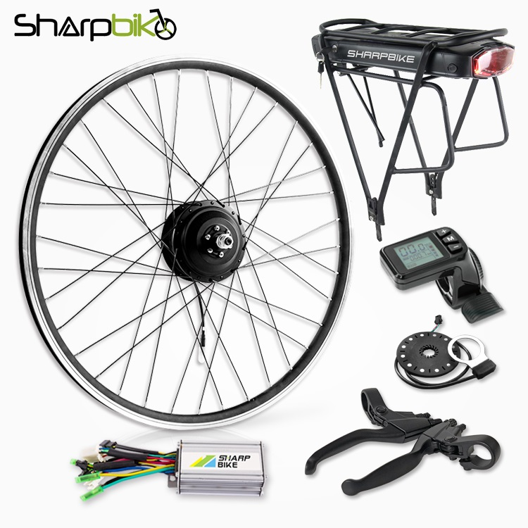 SK03S-electric-city-bike-conversion-kit-with-battery