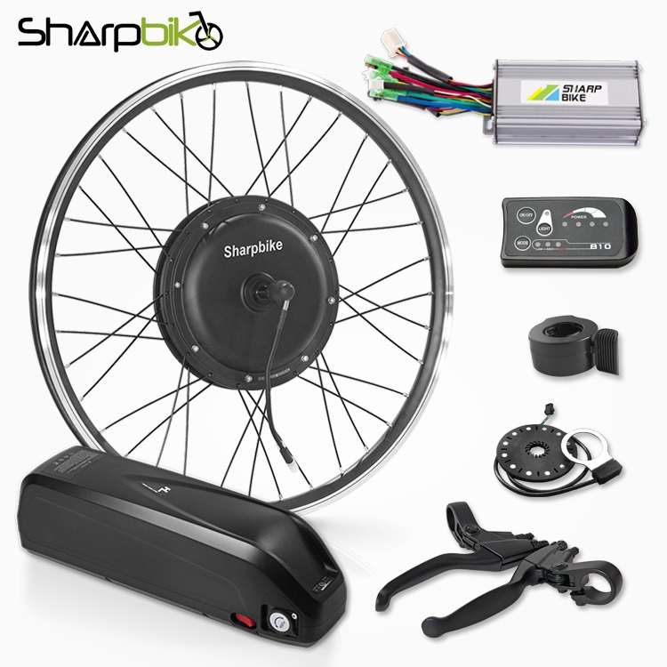 SK23E810-2000w-electric-bike-conversion-kit