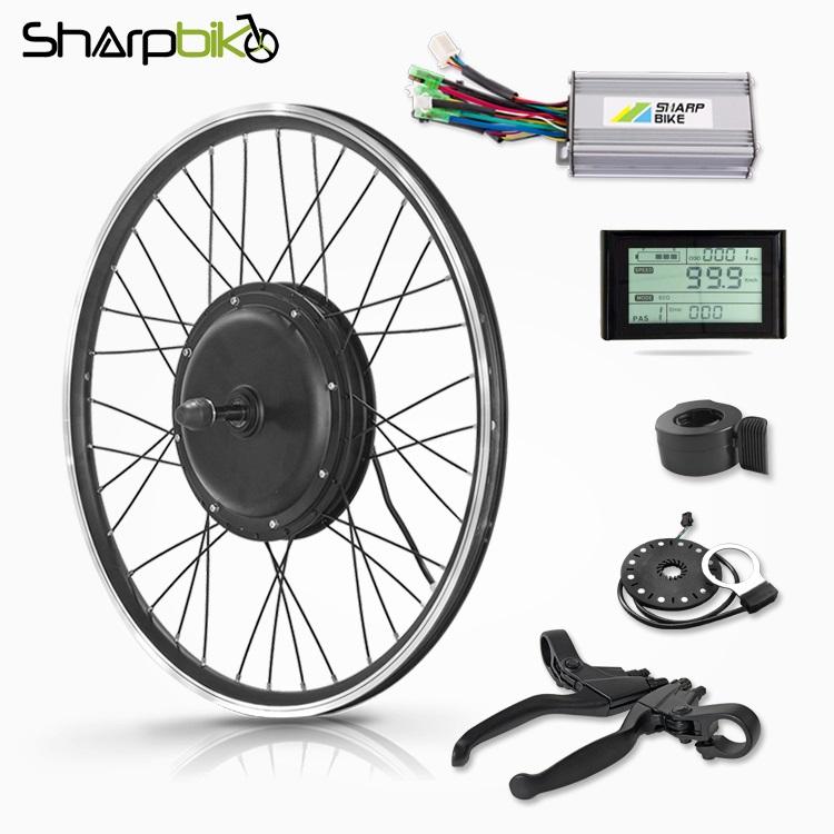 SK23S90-electric-bike-direct-motor-kit-48v-1000w