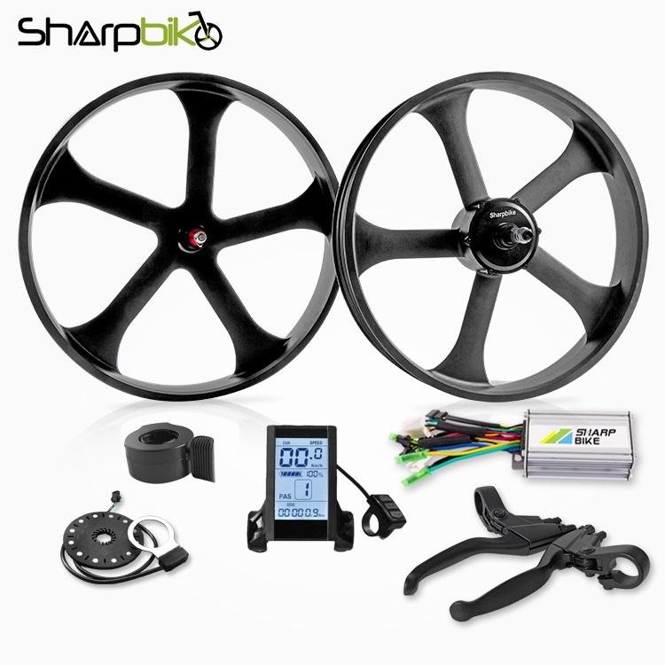 SKF01S80-1000w-fat-tire-electric-bike-hub-motor-kit