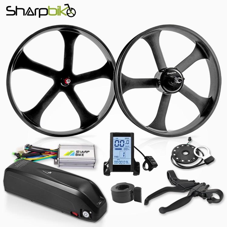 SKF01S80-1500w-fat-tire-electric-bike-hub-motor-kit