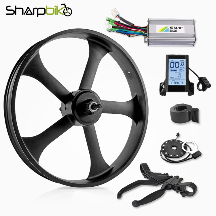 SKF01S80-48V-1500W-electric-bicycle-kit-for-beach-cruiser