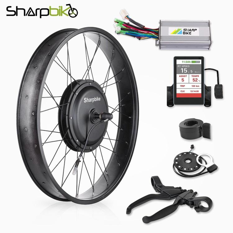SKF02SDP06-high-power-electric-bike-kit