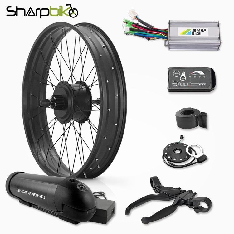 SKF03E810-20-inch-26-inch-fat-tire-electric-bike-kit