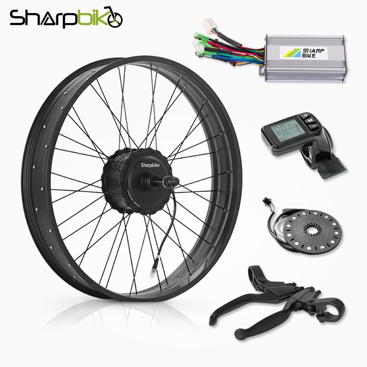 SKF03S-26-inch-electric-bicycle-kit-for-fat-bike