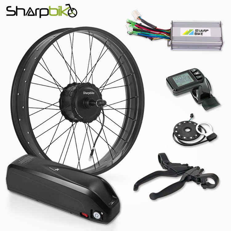 SKF03S-fat-tire-electric-bicycle-kit