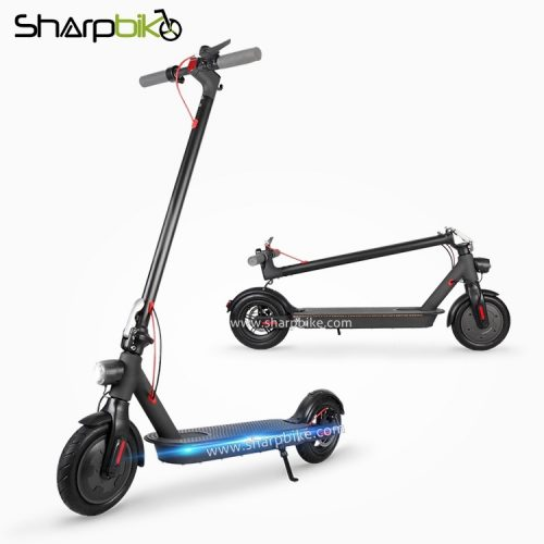 SP08ES-C-sharpbike-smart-folding-e-scooter