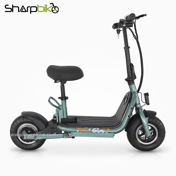 SP10ES-S-fat-tire-electric-scooter