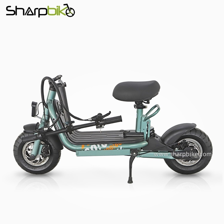 SP10ES-S-fat-tyre-electric-scooter