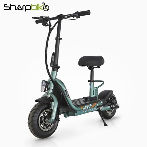 SP10ES-S-10-inch-fat-tyre-folding-electric-scooter