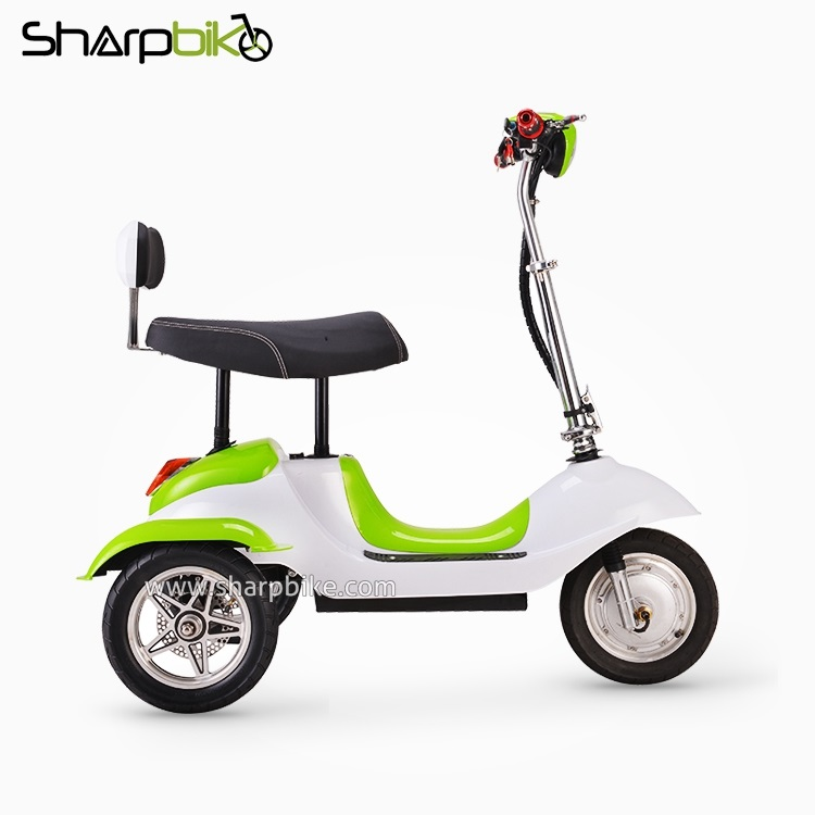 SP12TR-D-folding-electric-scooter