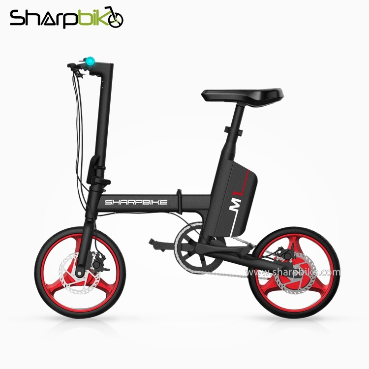 SP14EFB-M1-black-fast-folding-e-bike