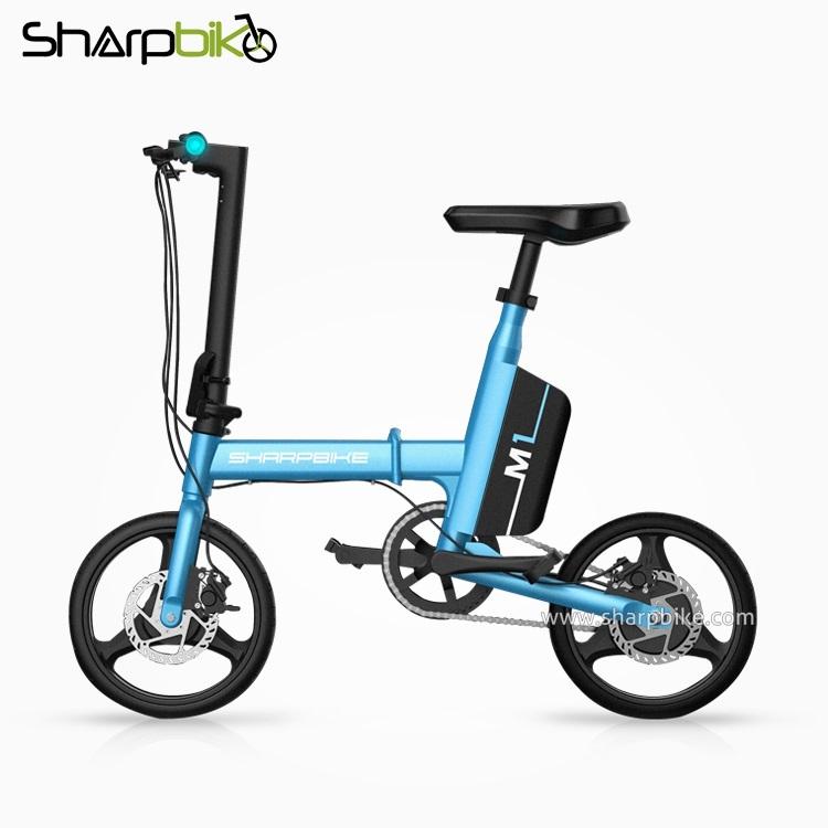 SP14EFB-M1-blue-electric-folding-bike