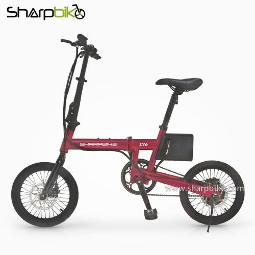 SP16EFB-C-16-inch-electric-bicycle