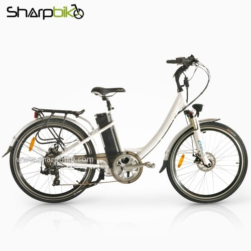 SP26ECB-B-sharpbike-electric-city-bike