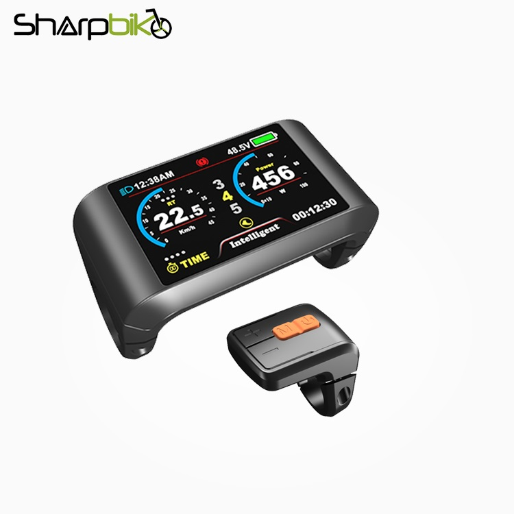TFT-750C-colorful-tft-lcd-display-for-electric-bike