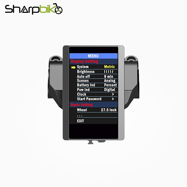 TFT-850C-colorful-screen-for-ebike