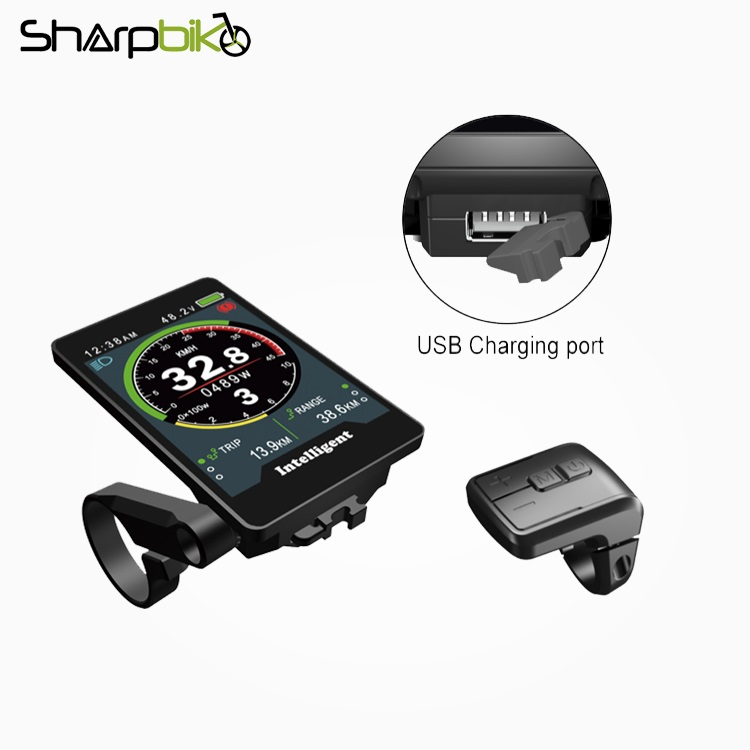 TFT-860C-3.5-inch-IPS-screen-for-electric-bike