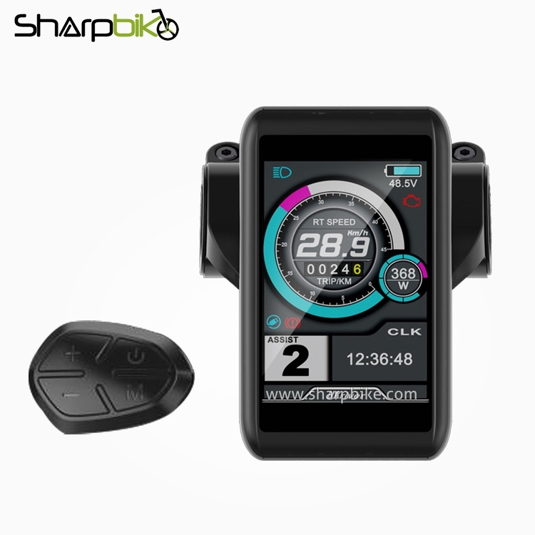 TFT-C1-3.5-inch-electric-bike-tft-lcd-colorful-display