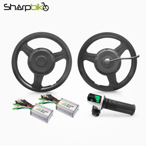 SK141D-14-inch-single-shaft-motor-dual-drive-system