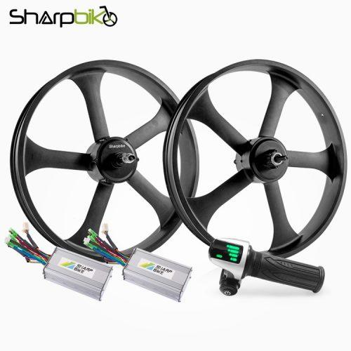 SKF01U-sharpbike-26-inch-fat-tire-electric-bike-dual-motor-system