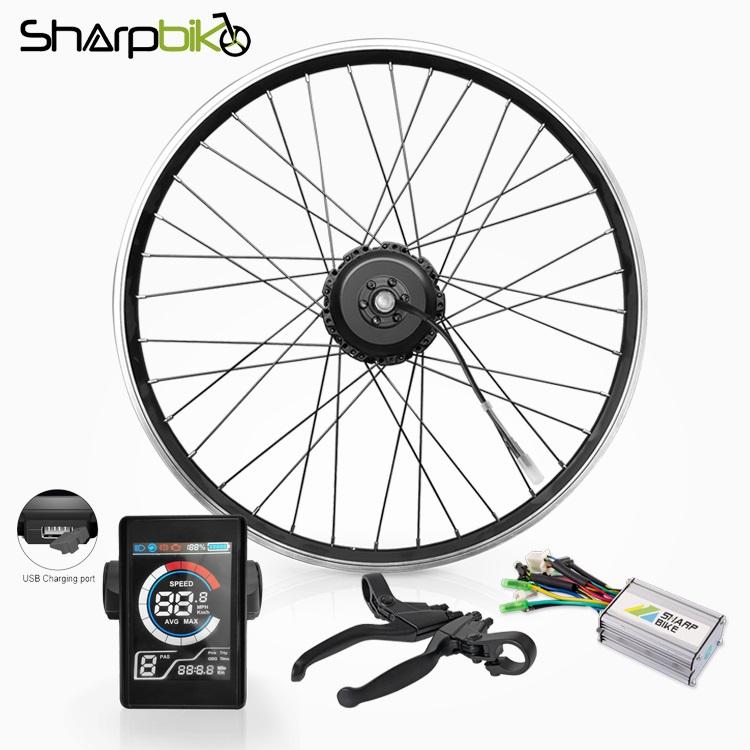 SK05CS2-Sharpbike-electric-bicycle-conversion-kit-250w-350w