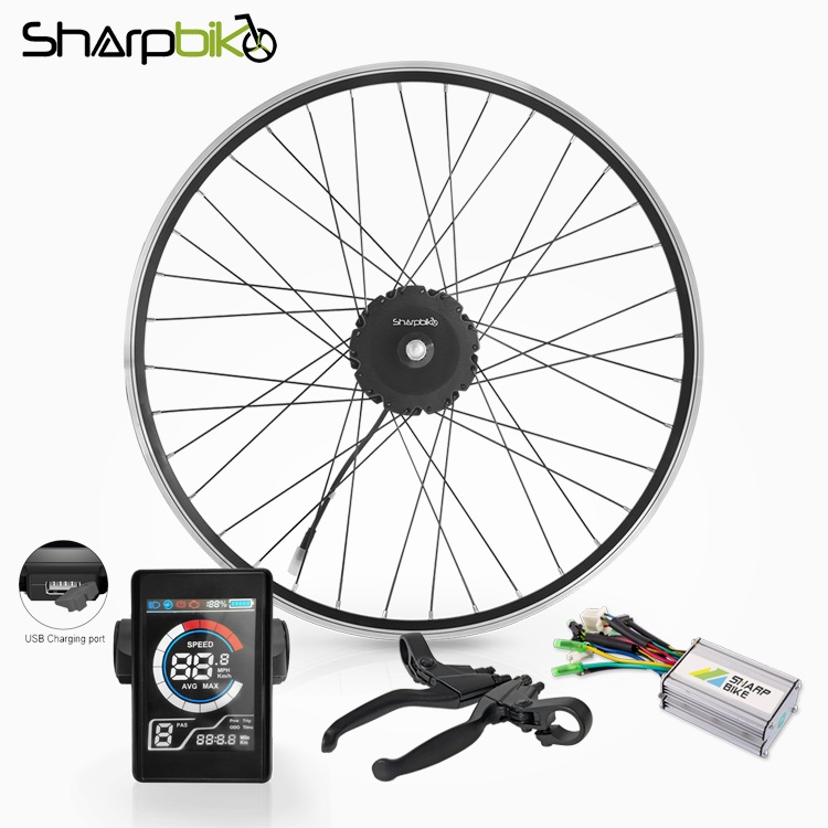 SK05CS2-sharpbike-electric-bike-kit-with-colorful-display