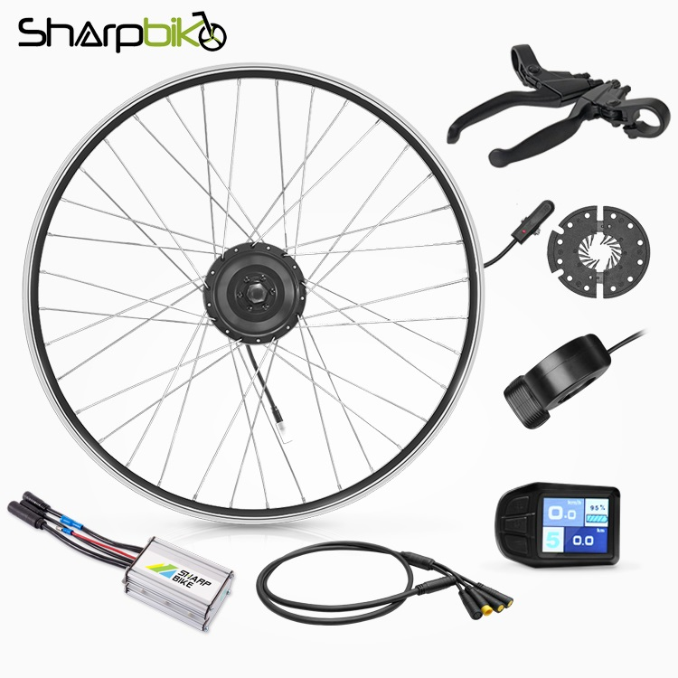 SK03C3-sharpbike-36v-250w-350w-electric-bike-kit-with-colorful-tft-lcd-display